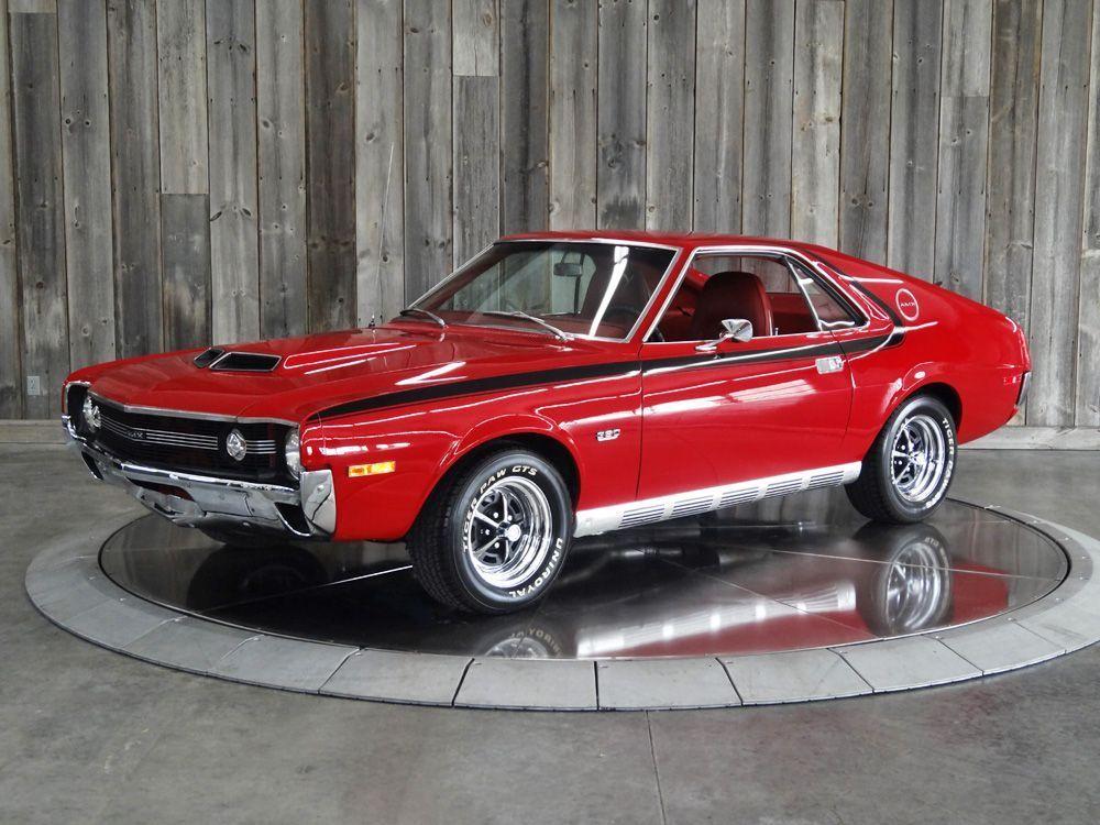 AMC AMX 1970 $36900.00 incacar.com