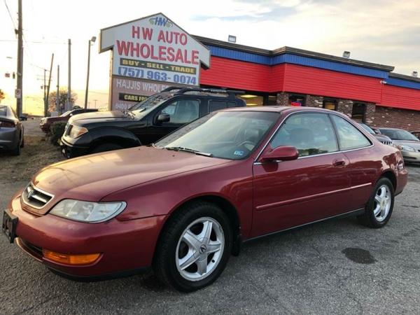 Acura CL 1997 $3850.00 incacar.com