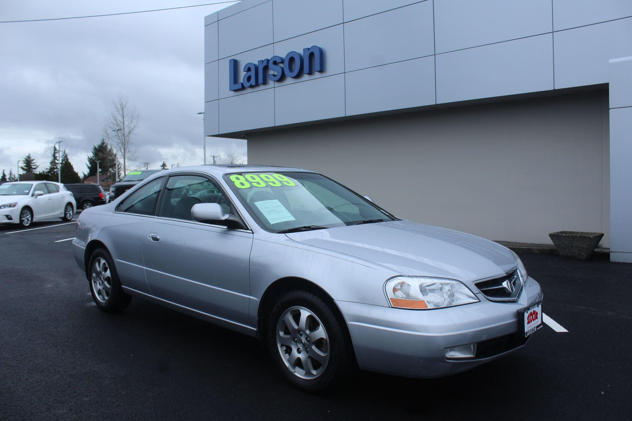 Acura CL 2001 $8999.00 incacar.com