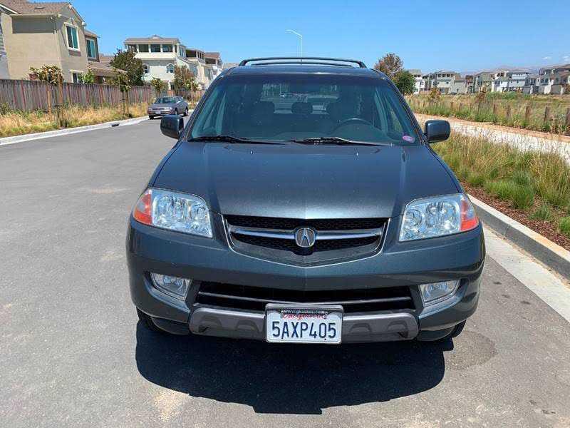Acura MDX 2003 $4850.00 incacar.com