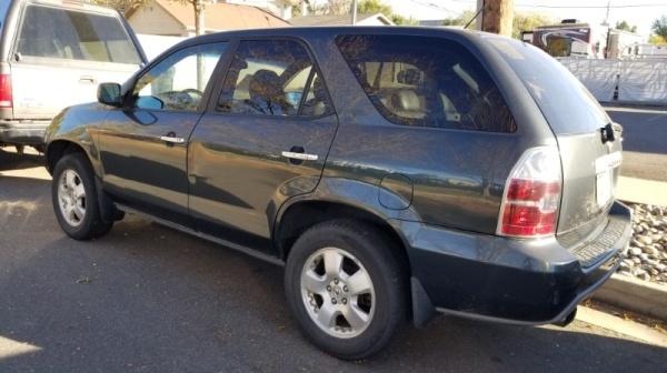 Acura MDX 2004 $3790.00 incacar.com