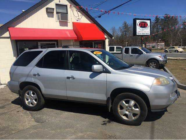 used Acura MDX 2004 vin: 2HNYD18244H517753