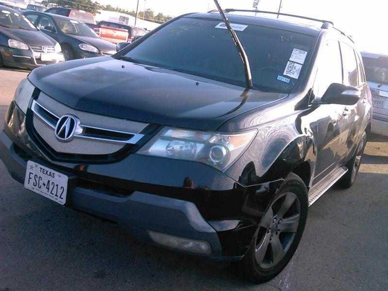 Acura MDX 2007 $7995.00 incacar.com