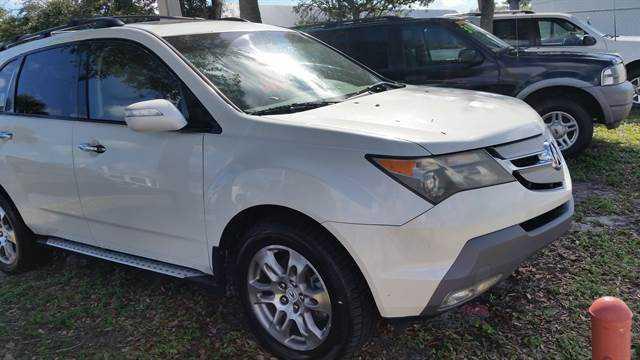 Acura MDX 2007 $13995.00 incacar.com