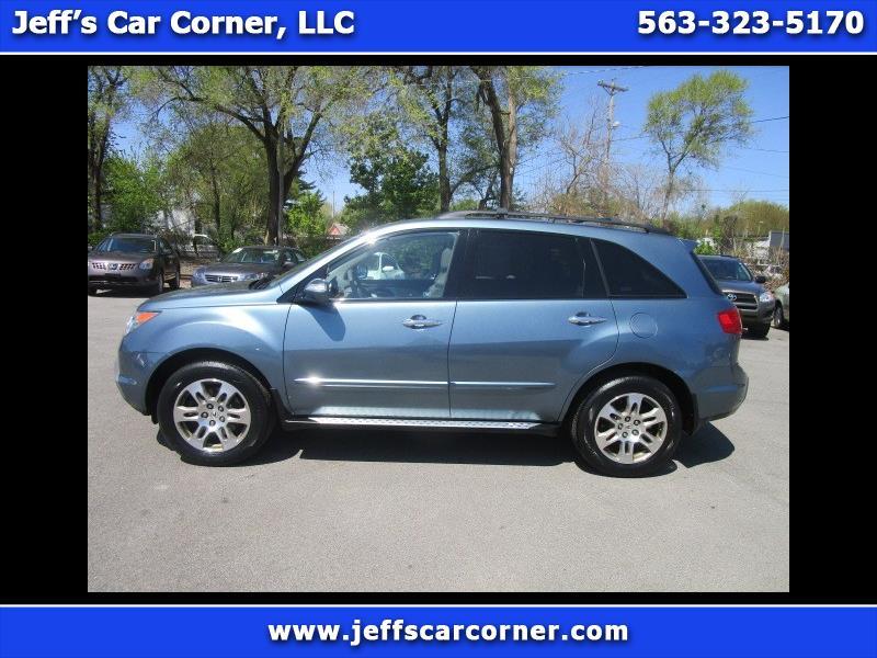 Acura MDX 2008 $11900.00 incacar.com