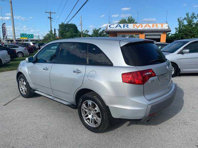 used Acura MDX 2008 vin: 2HNYD28348H511343