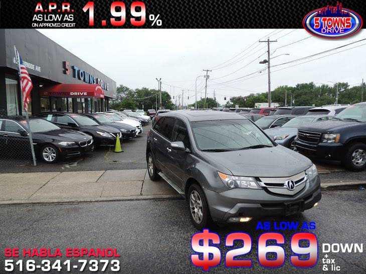 Acura MDX 2008 $6699.00 incacar.com