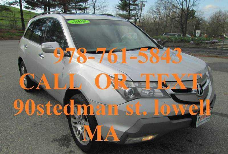 Acura MDX 2008 $10395.00 incacar.com