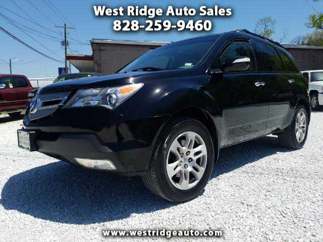 used Acura MDX 2009 vin: 2HNYD28289H517610