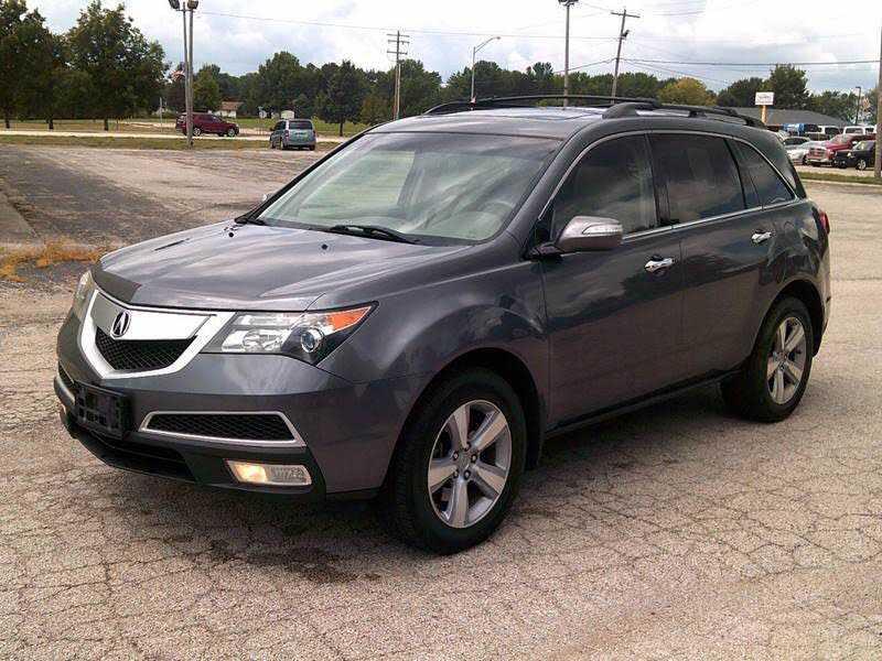 Acura MDX 2011 $9895.00 incacar.com