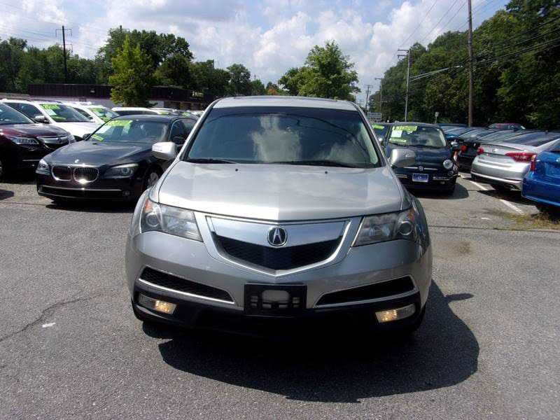 used Acura MDX 2011 vin: 2HNYD2H60BH506299