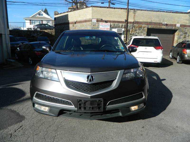 Acura MDX 2011 $16900.00 incacar.com