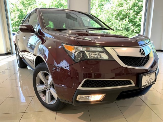 used Acura MDX 2012 vin: 2HNYD2H31CH521899