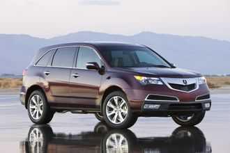 Acura MDX 2012 $16495.00 incacar.com