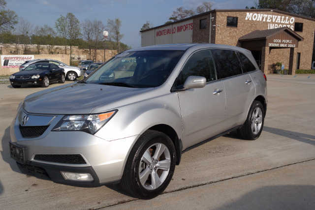 used Acura MDX 2012 vin: 2HNYD2H21CH513938
