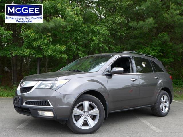 Acura MDX 2012 $16971.00 incacar.com