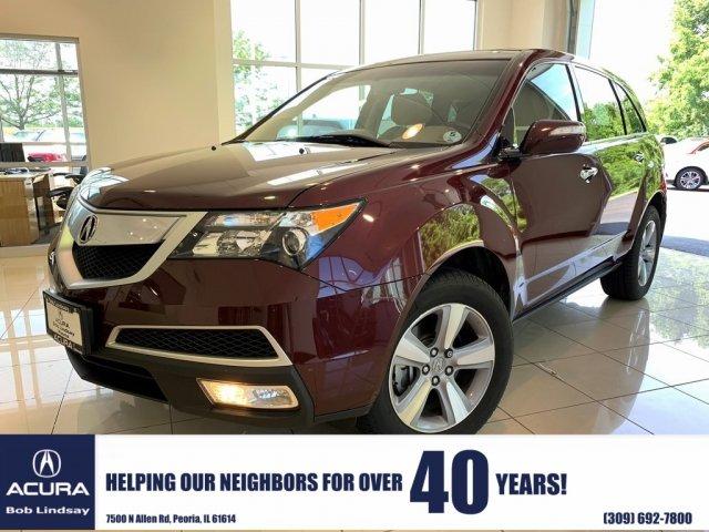 Acura MDX 2012 $17342.00 incacar.com