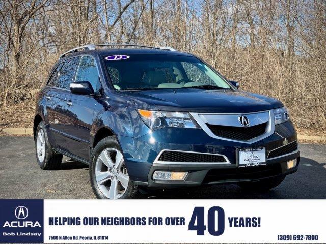 Acura MDX 2013 $18370.00 incacar.com