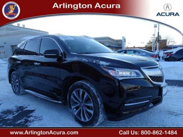 Acura MDX 2014 $34998.00 incacar.com