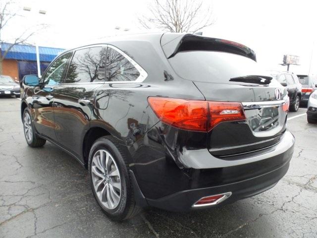 Acura MDX 2014 $37998.00 incacar.com