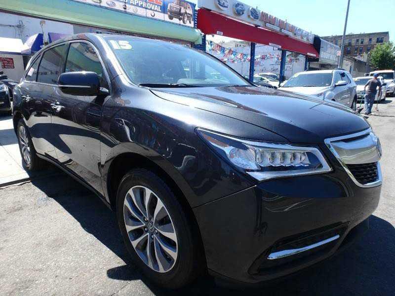 Acura MDX 2015 $21495.00 incacar.com