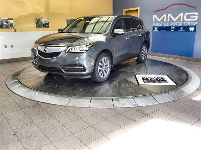 used Acura MDX 2016 vin: 5FRYD4H42GB052505