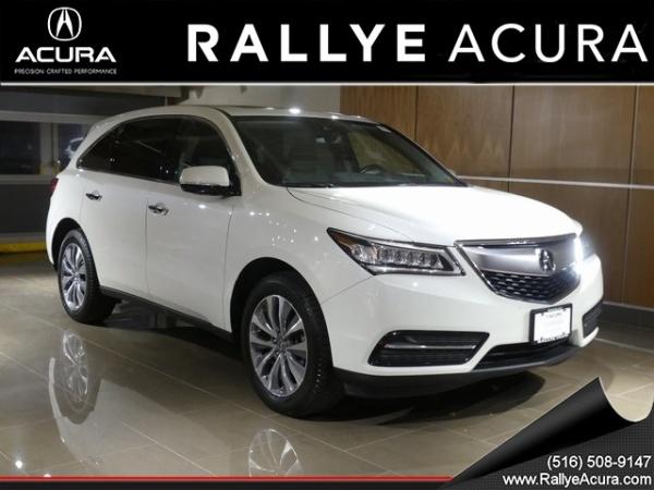 Acura MDX 2016 $33997.00 incacar.com