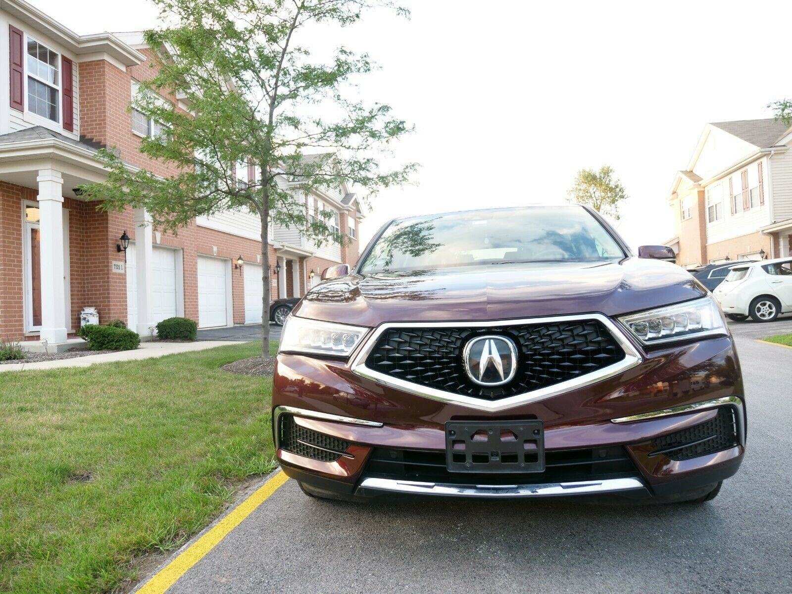 used Acura MDX 2017 vin: 5FRYD4H50HB027628