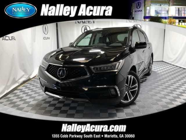 Acura MDX 2018 $45991.00 incacar.com