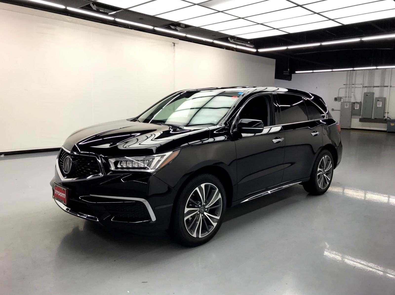 used Acura MDX 2019 vin: 5J8YD4H54KL026568