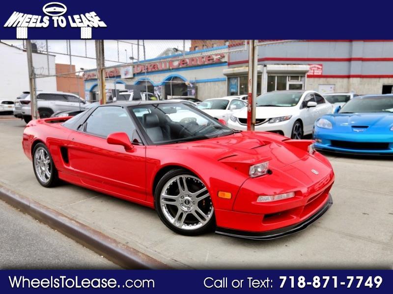 Acura NSX 1991 $57999.00 incacar.com