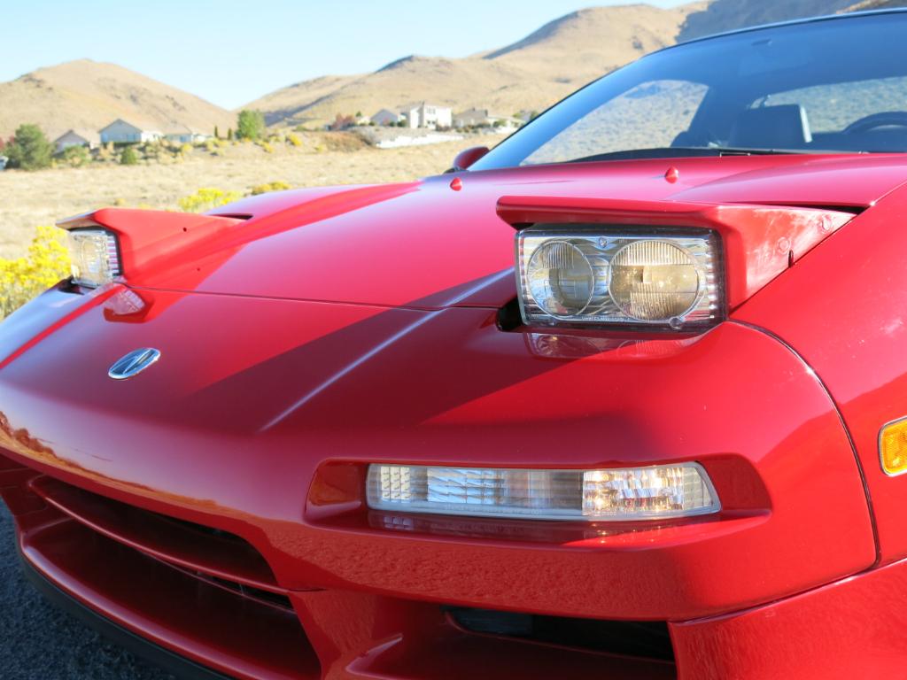 used Acura NSX 1991 vin: JH4NA1158MT001760