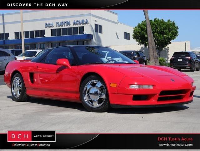 Acura NSX 1991 $59700.00 incacar.com