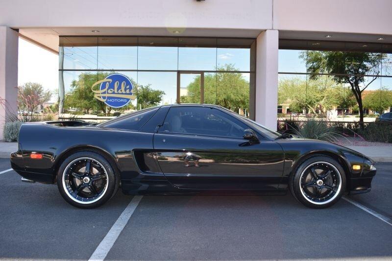 Acura NSX 1991 $57500.00 incacar.com