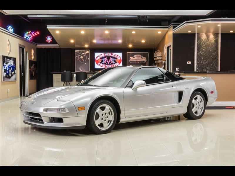 Acura NSX 1991 $74900.00 incacar.com