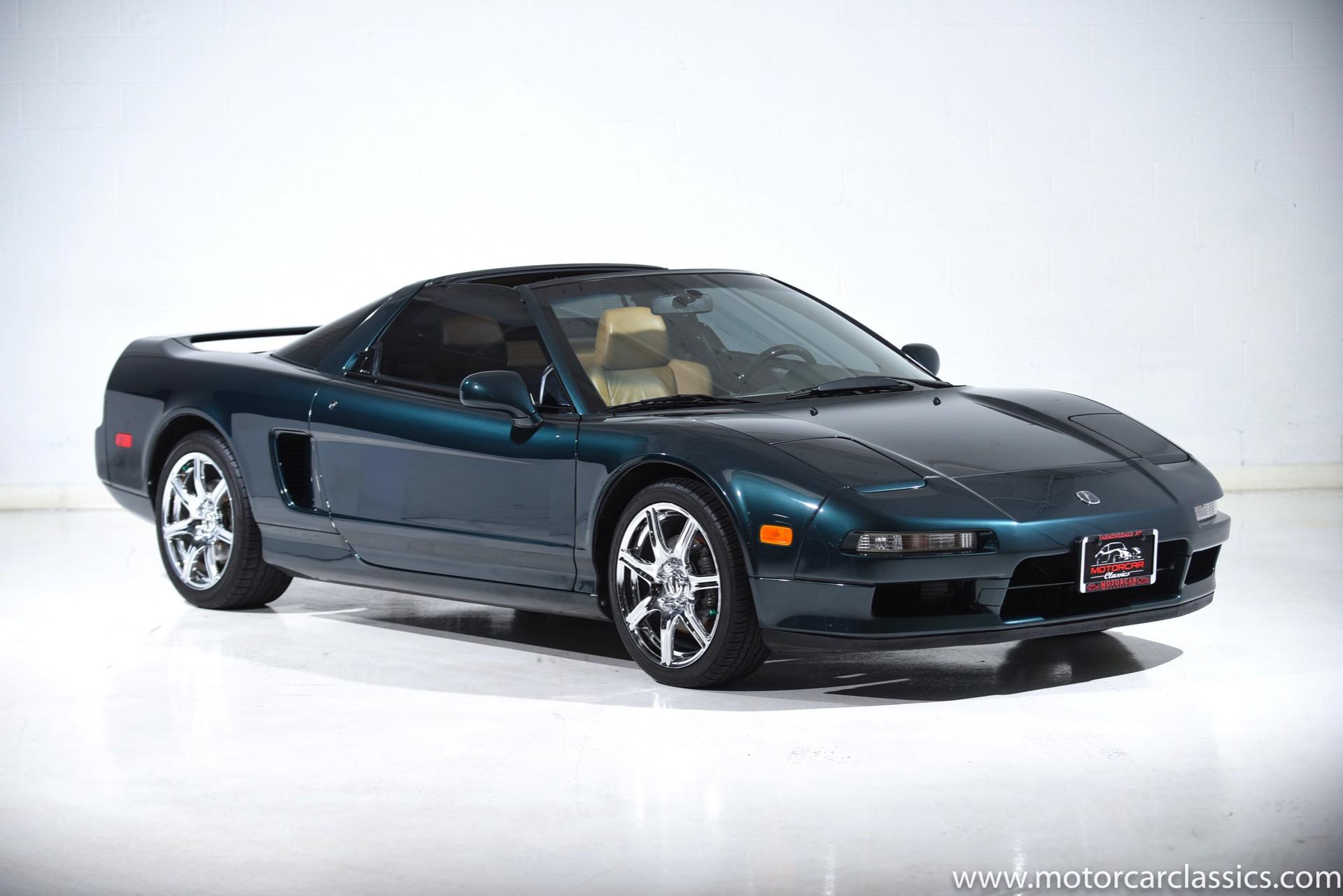 Acura NSX 1995 $74900.00 incacar.com