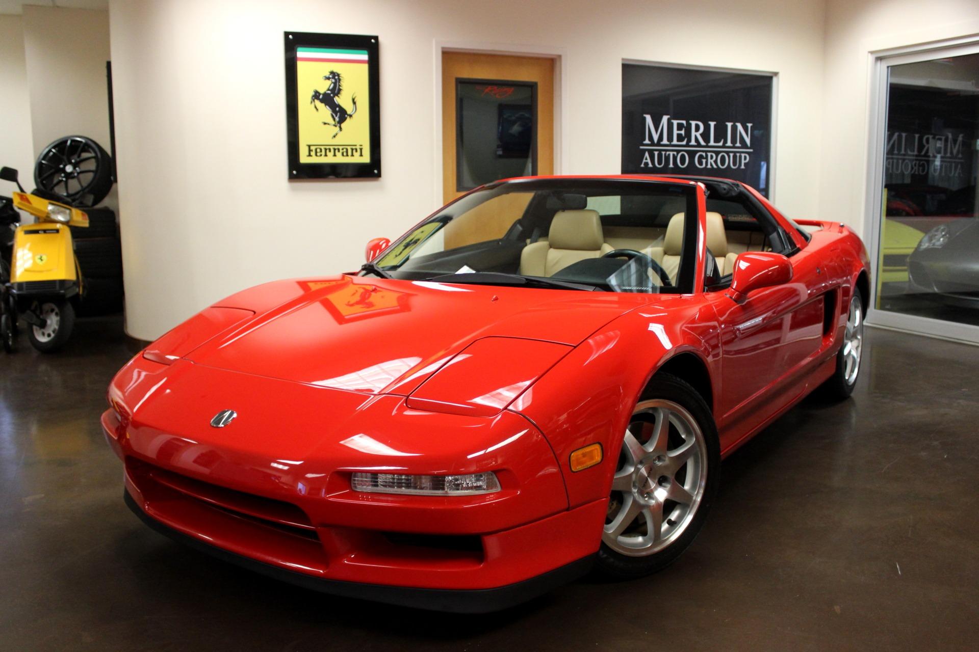 Acura NSX 1998 $100000.00 incacar.com