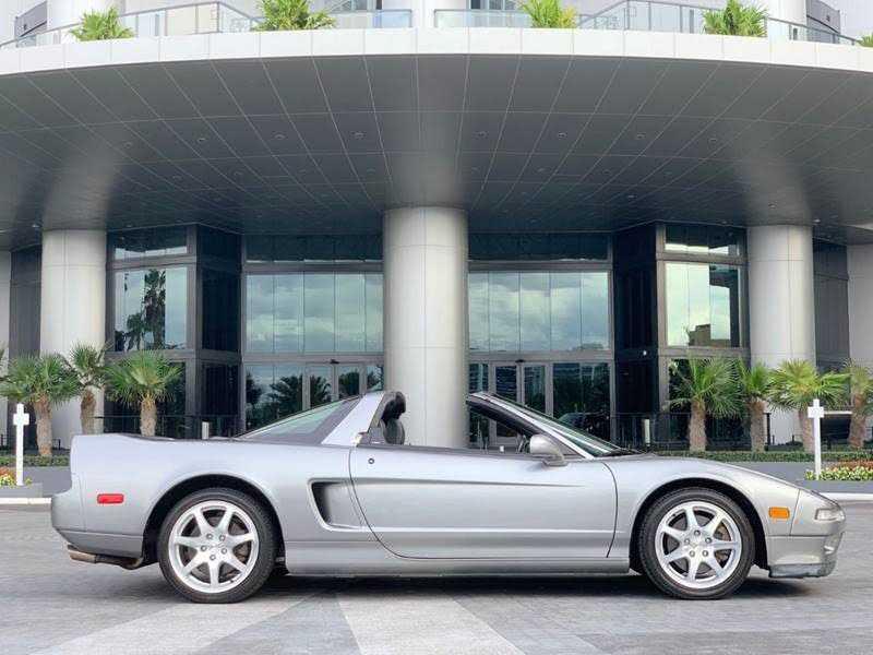 Acura NSX 1999 $82900.00 incacar.com