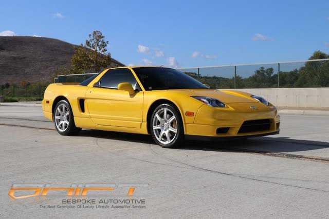 Acura NSX 2003 $96991.00 incacar.com