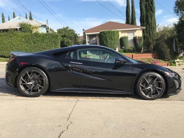 Acura NSX 2017 $119995.00 incacar.com