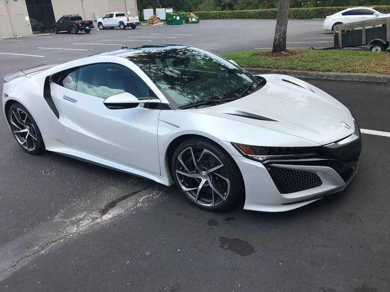 Acura NSX 2017 $129995.00 incacar.com