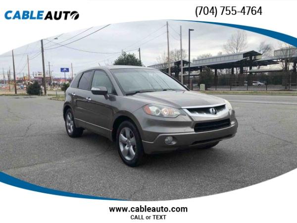 Acura RDX 2008 $5523.00 incacar.com