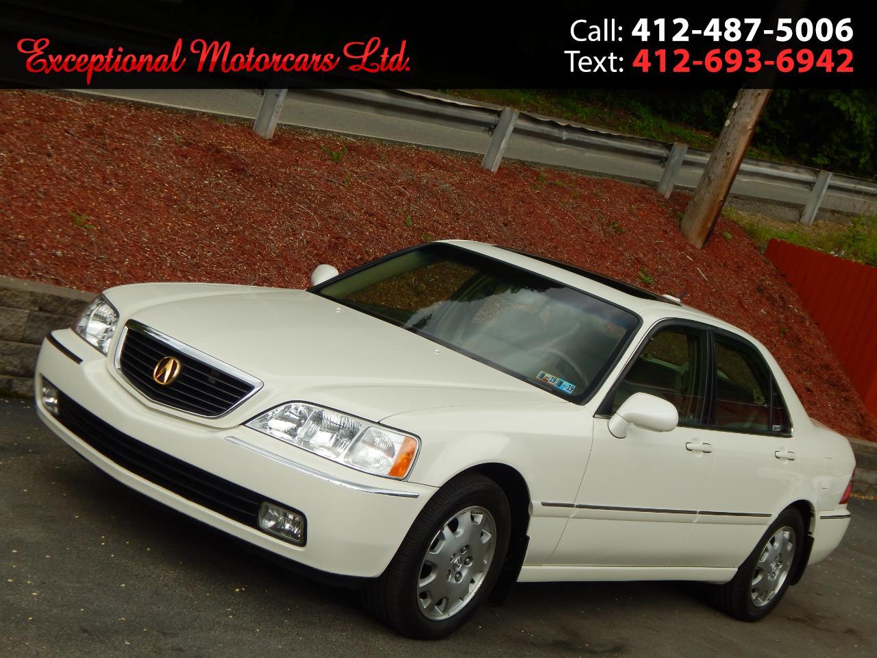 Acura RL 2004 $9900.00 incacar.com