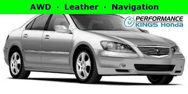 Acura RL 2005 $6250.00 incacar.com