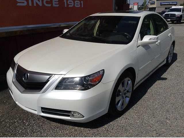 Acura RL 2010 $13775.00 incacar.com