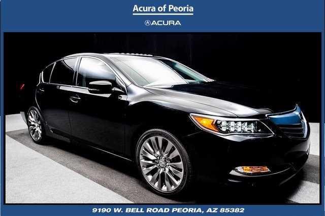 Acura RLX 2017 $29900.00 incacar.com