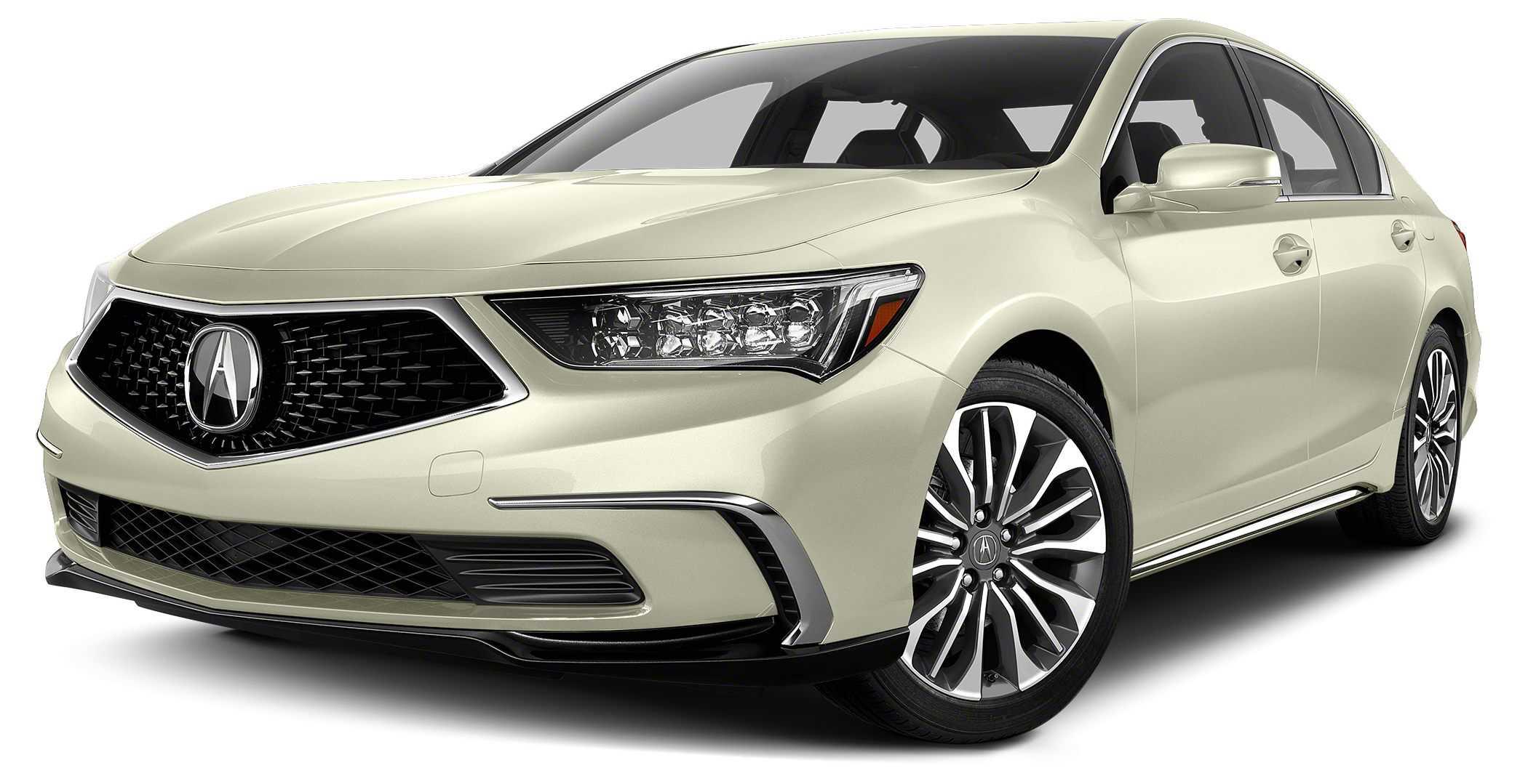 Acura RLX 2018 $55865.00 incacar.com