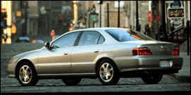 Acura TL 1999 $1650.00 incacar.com