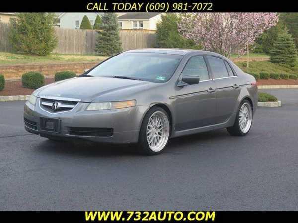 used Acura TL 2004 vin: 19UUA66244A043770
