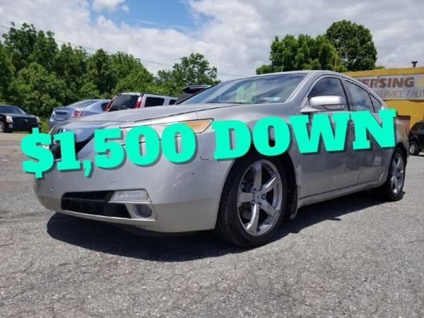 Acura TL 2009 $1500.00 incacar.com
